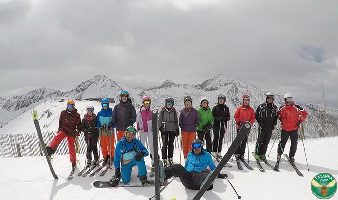 Viajes de Ski